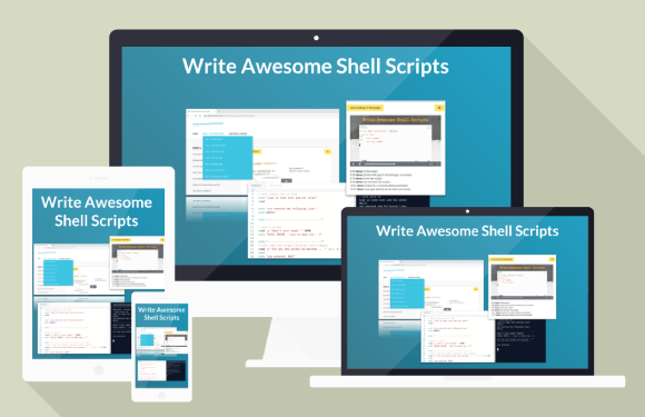 Write Awesome Shell Scripts